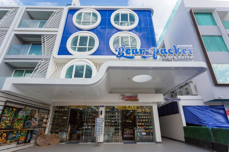 BearPacker Patong Hostel, Tambon Patong