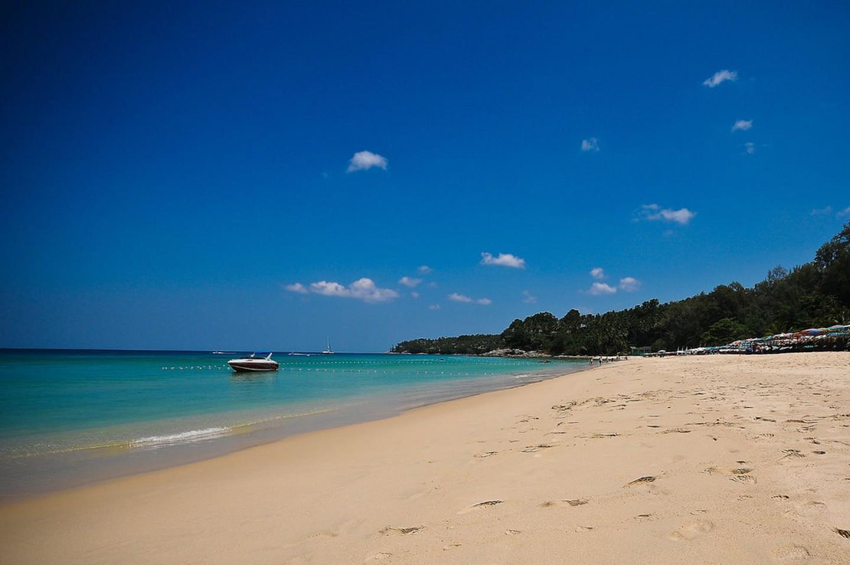 La playa de Surin no es barata, pero merece la pena.Pintoresca playa de Surin Mark Leo / Flickr