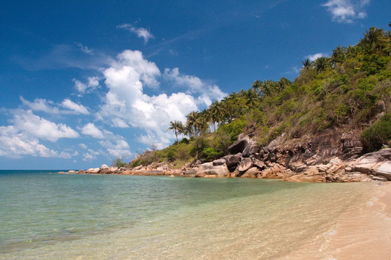 Bottle Beach, Koh Phangan