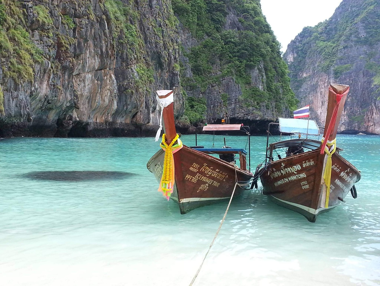 Maya Bay, Tailandia