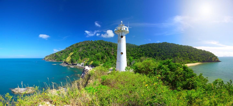Faro de Koh Lanta