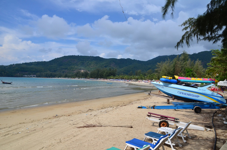 Playa de Kamala, Phuket