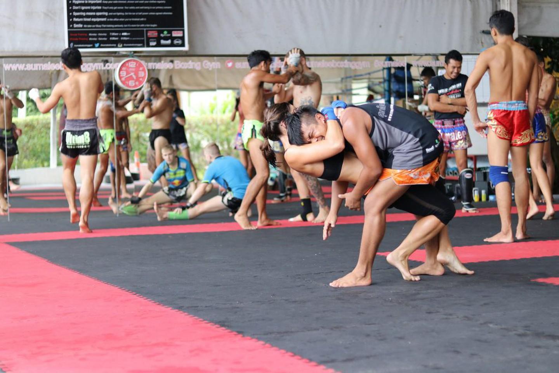 Gimnasio de boxeo Sumalee