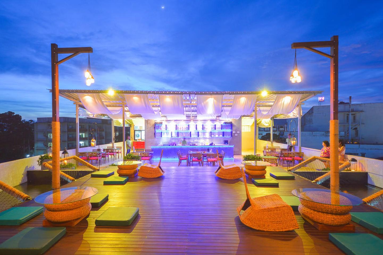 Quip Rooftop Bar en Phuket