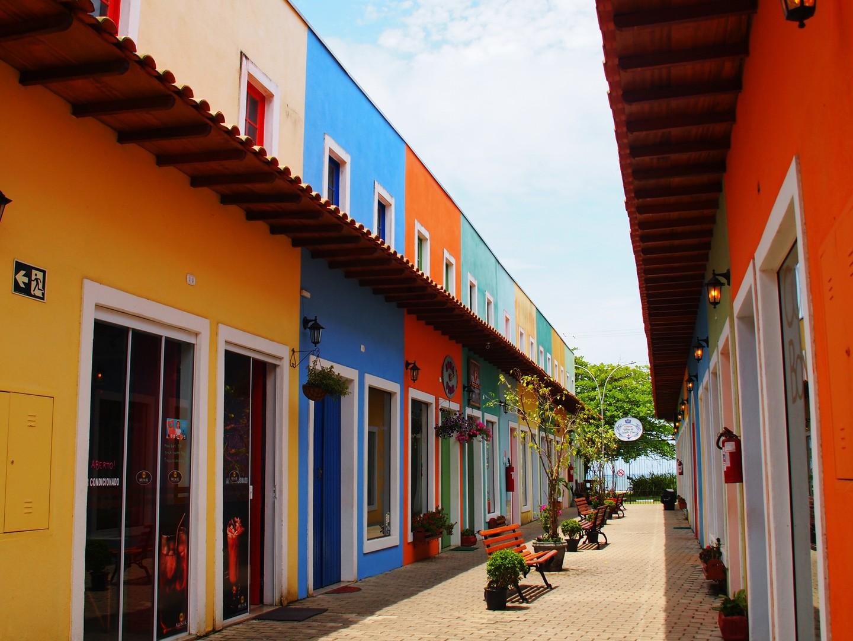 Calle guaraní es una calle colorida llena de compras y comida | © Veronica Ferrari / Viaje cultural