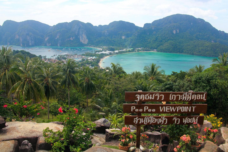 Mirador de Koh Phi Phi