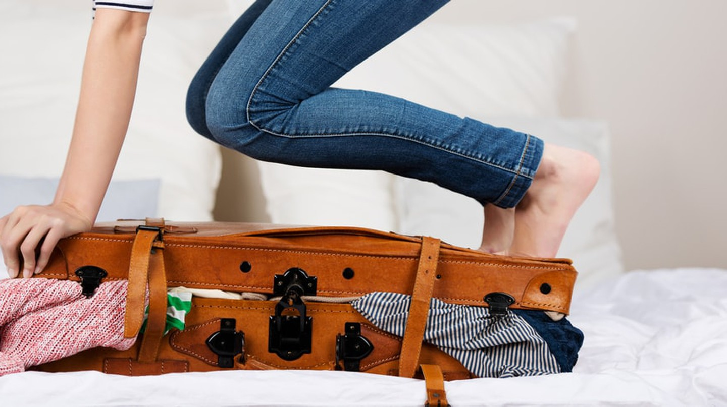How to pack for a holiday - by a self confessed useless