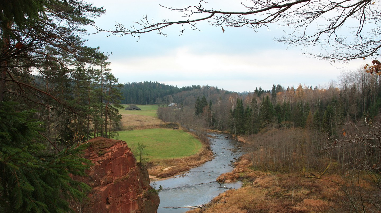 Latvia Nature