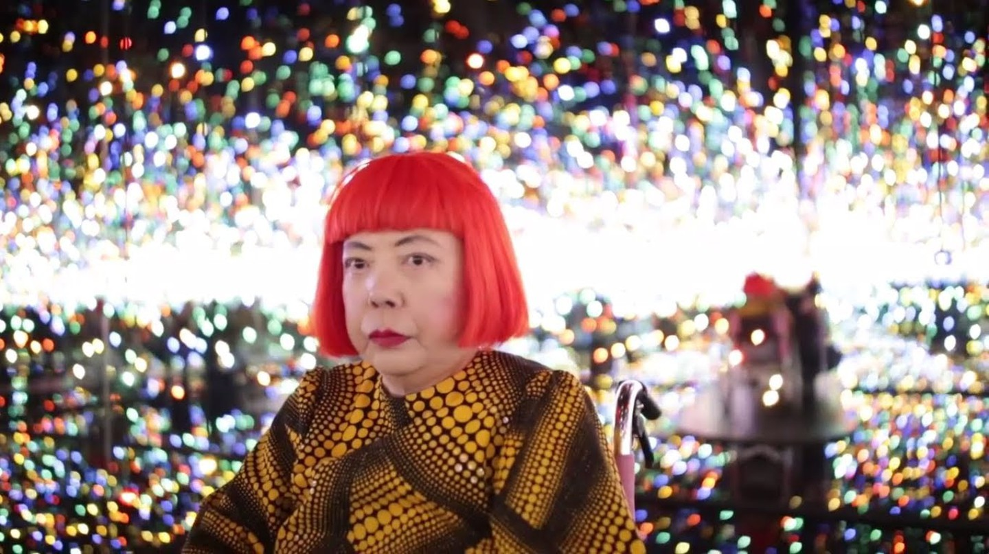 The Self-Obliteration Of Yayoi Kusama