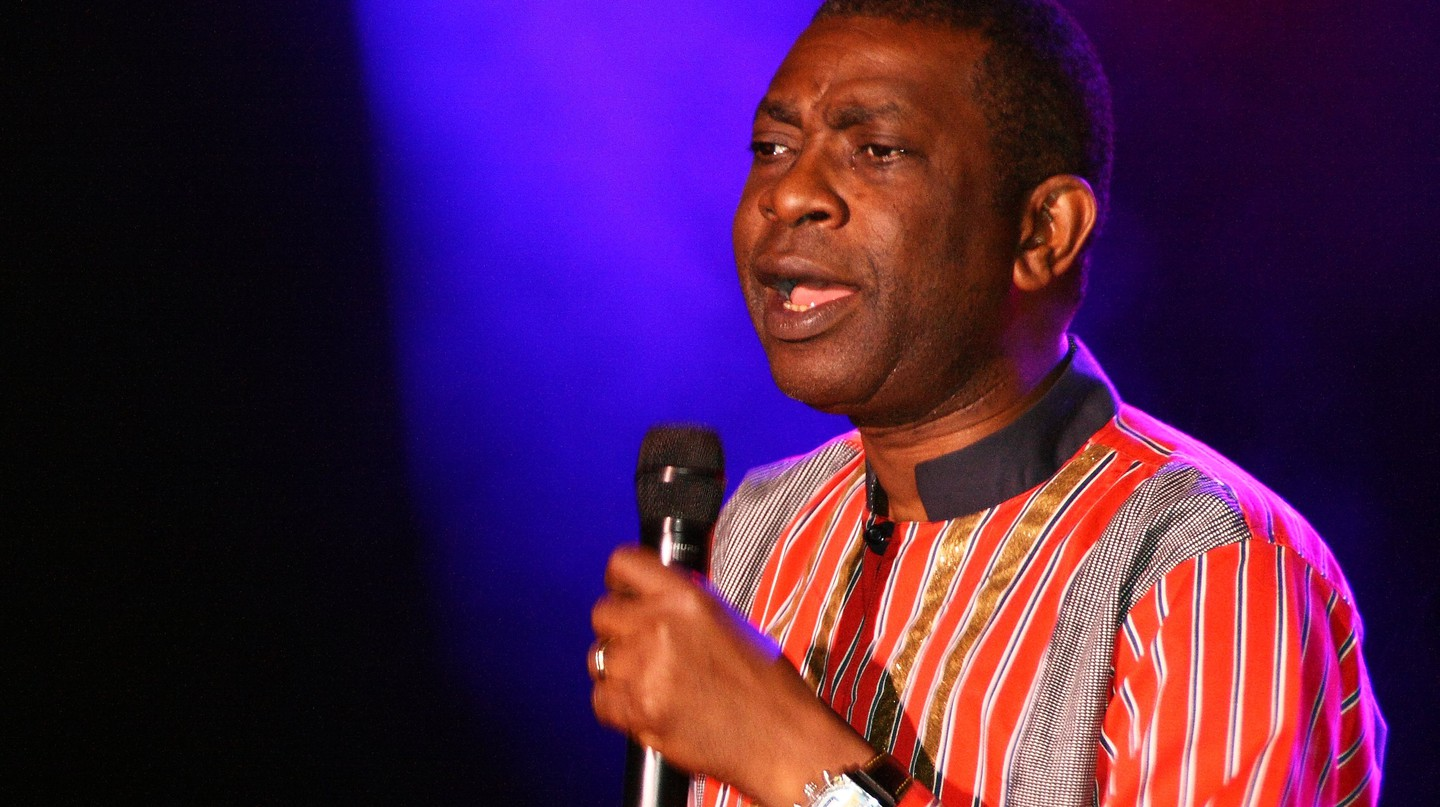 Youssou N'Dour: An Unlikely Politician