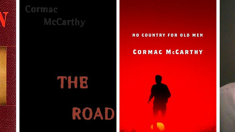 Cormac McCarthy | Last image: © Wei Tchou/Flickr