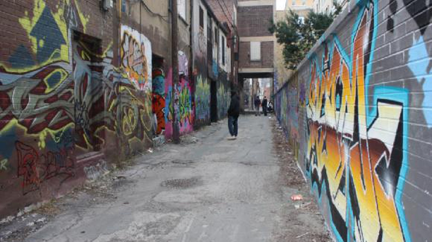 Toronto's Graffiti War: Art or Vandalism?