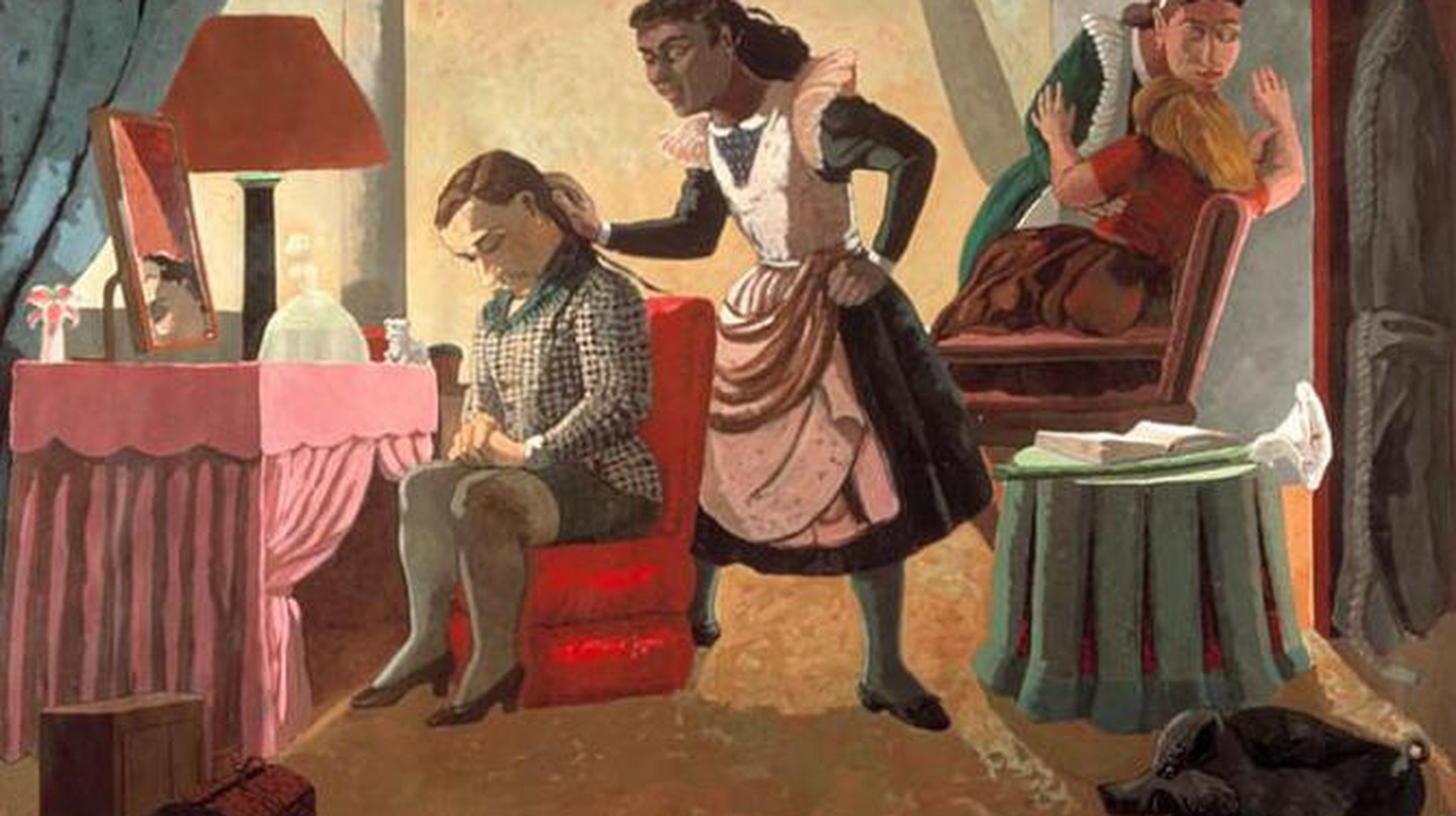 Paula Rego: Comically Grotesque, Viscerally Feminine