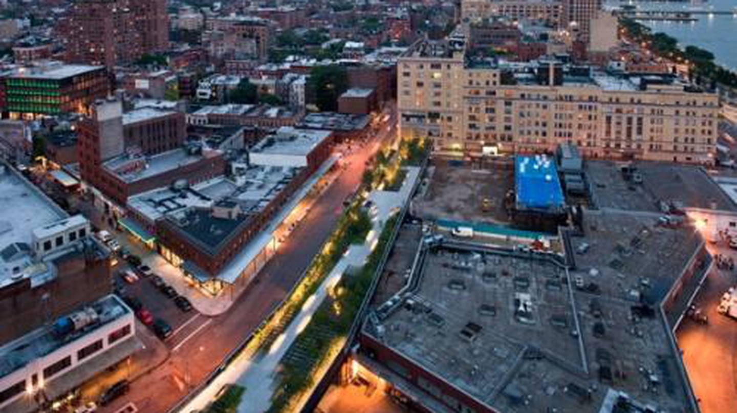 The High Line: An Elevated Oasis
