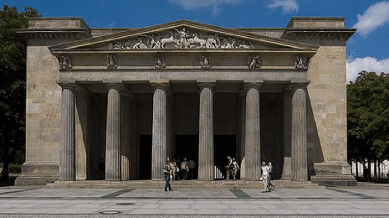 Käthe Kollwitz And Berlin's Neue Wache