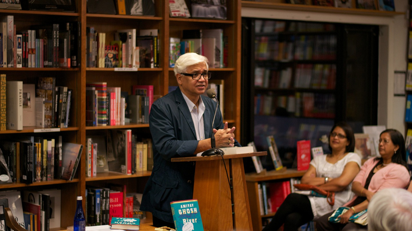 A Clash Of Civilizations: The Ibis Trilogy By Amitav Ghosh