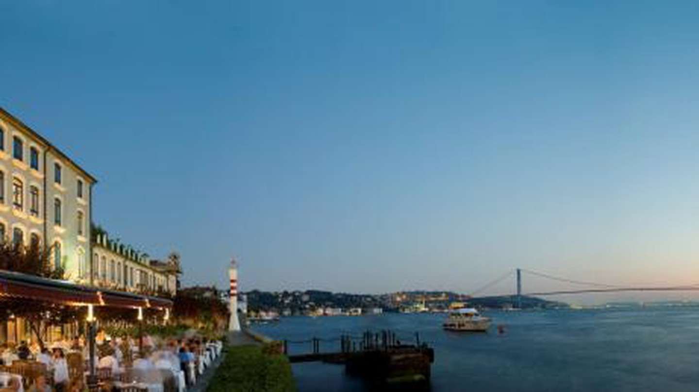 Sumahan On The Water: A Historic Hotel On The Shores Of The Bosphorus
