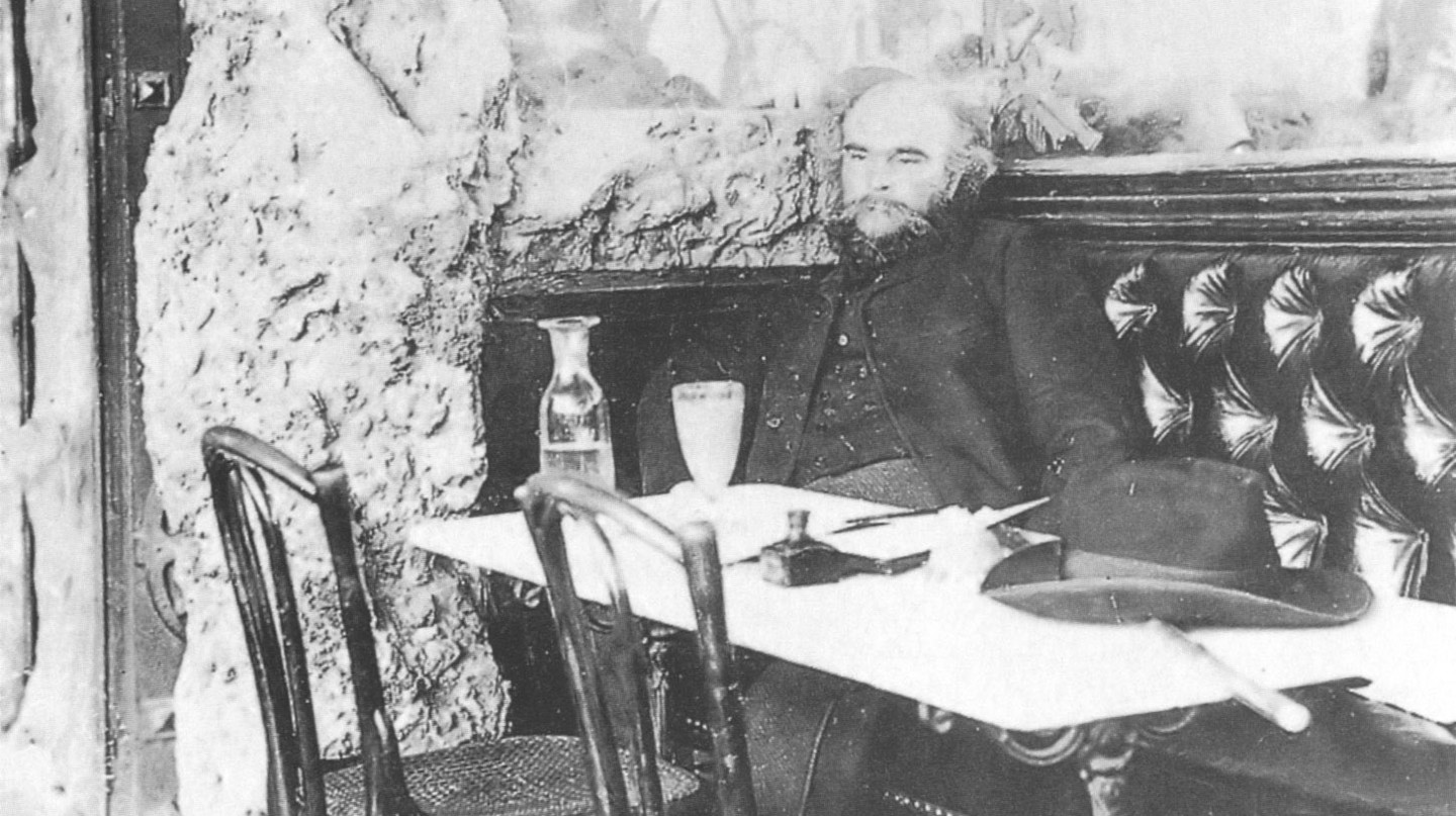 Paul Verlaine: The Mentor, Creator and Destroyer of Rimbaud
