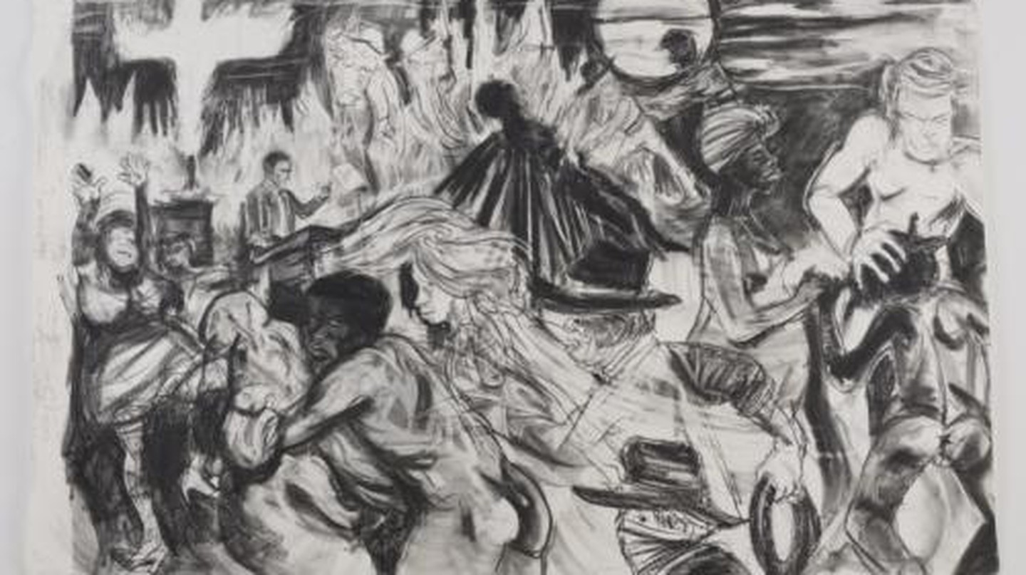 Kara Walker: Theatrics Of Power