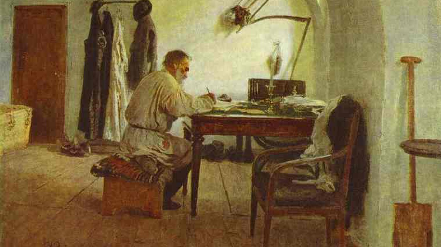 The Revival Of Leo Tolstoy: The Great Russian Writer