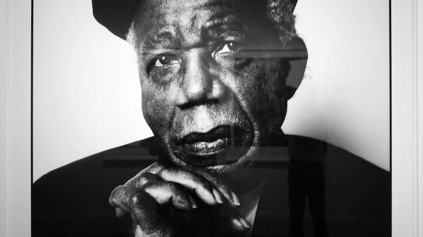 Chinua Achebe ©Cliff