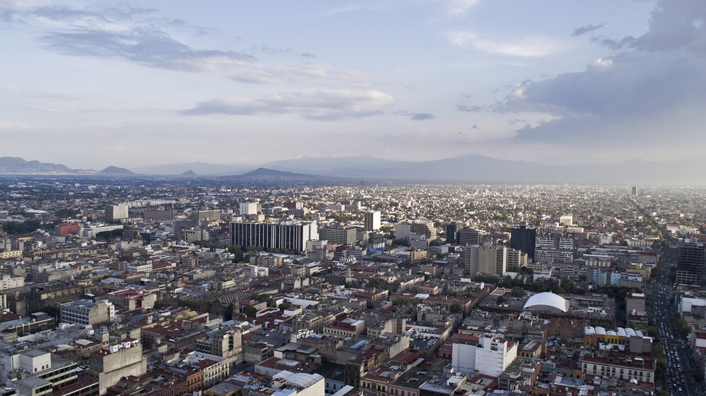 Mexico City | ©Kasper Christensen/Flickr