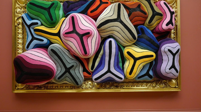 True Faith  By Joana Vasconcelos, Manchester Art Gallery