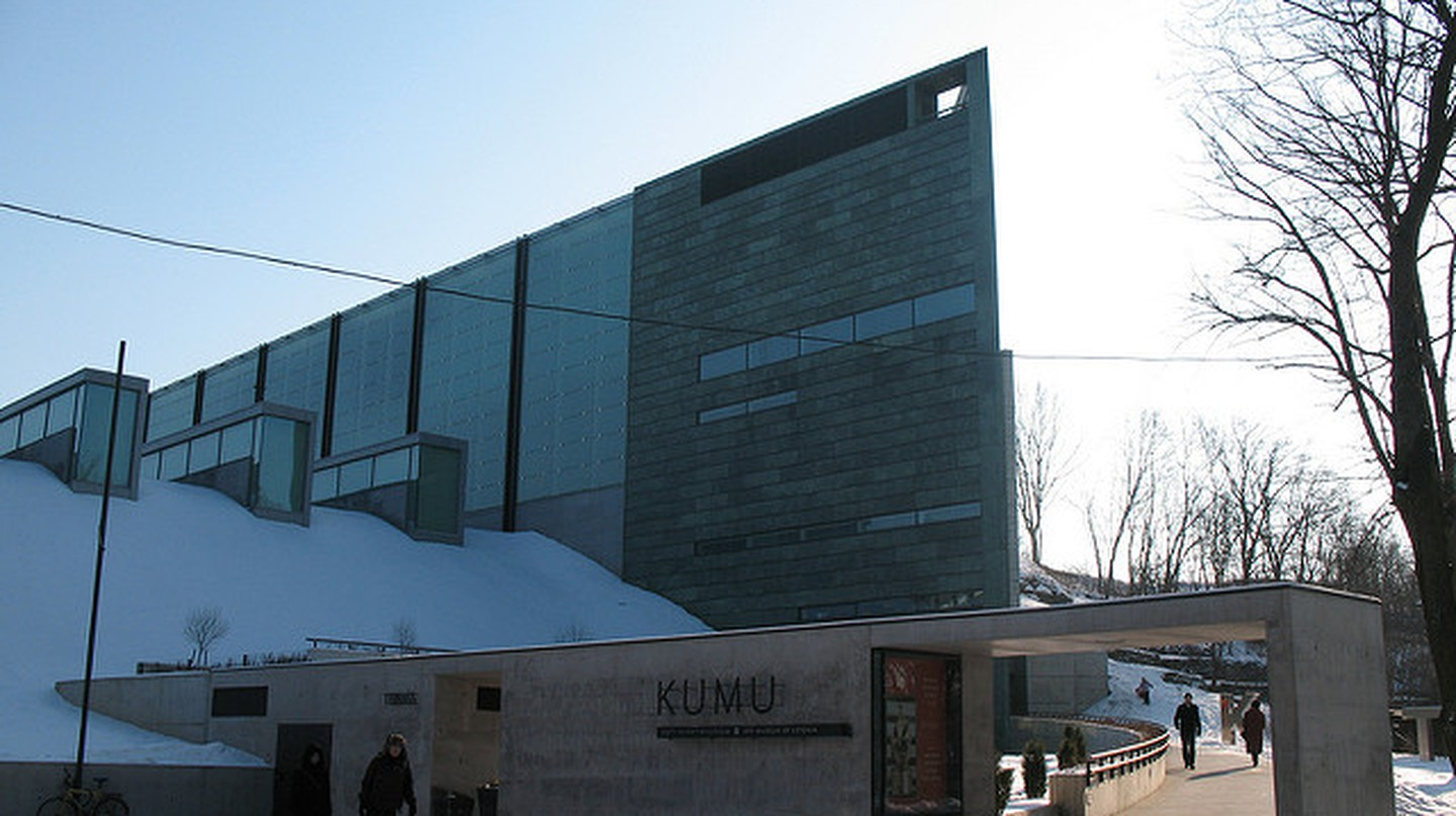 Kumu Art Museum in Estonia| © Andrea Zanni/Flickr