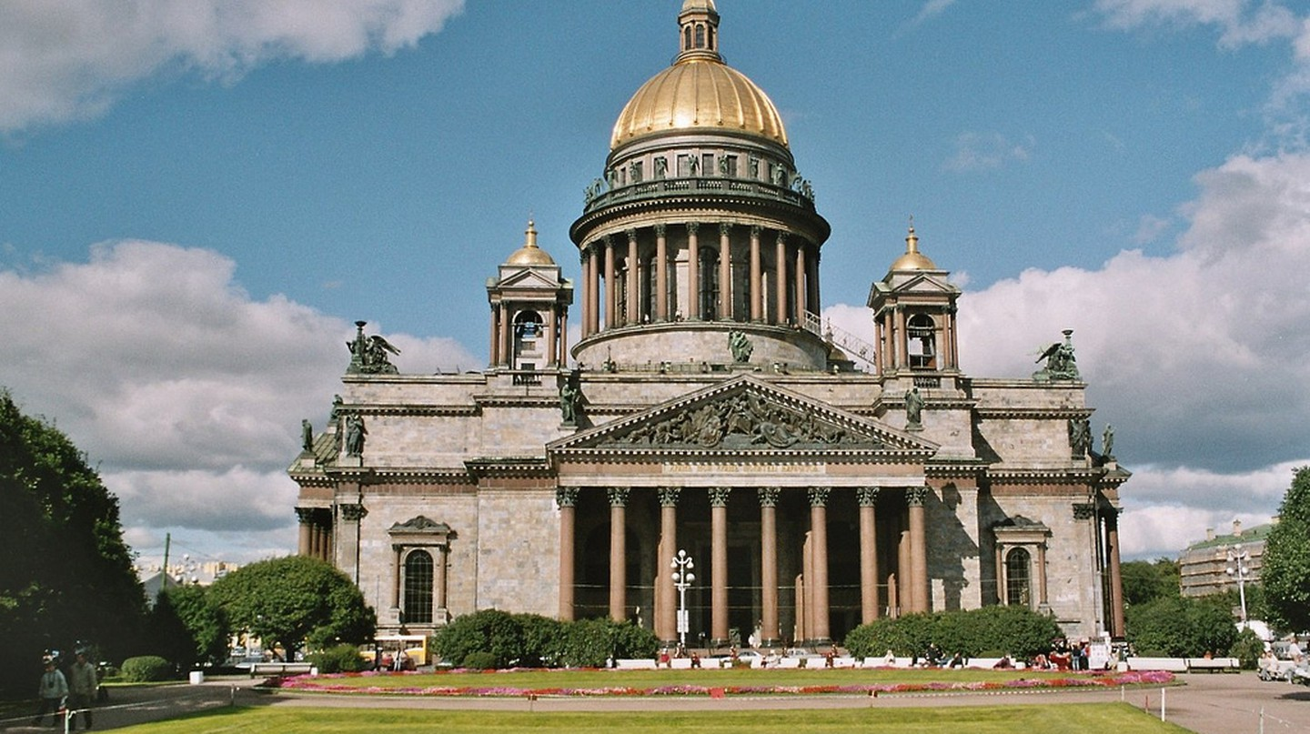 St Petersburg, St Isaac Cathedral ©Arian Zwegers