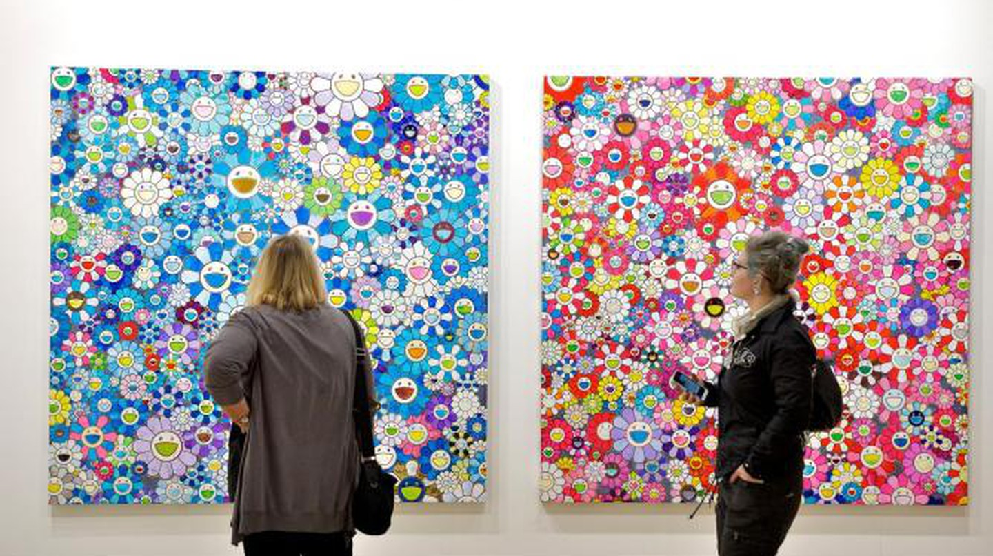 Fusing International Arts: The 44th Art Basel
