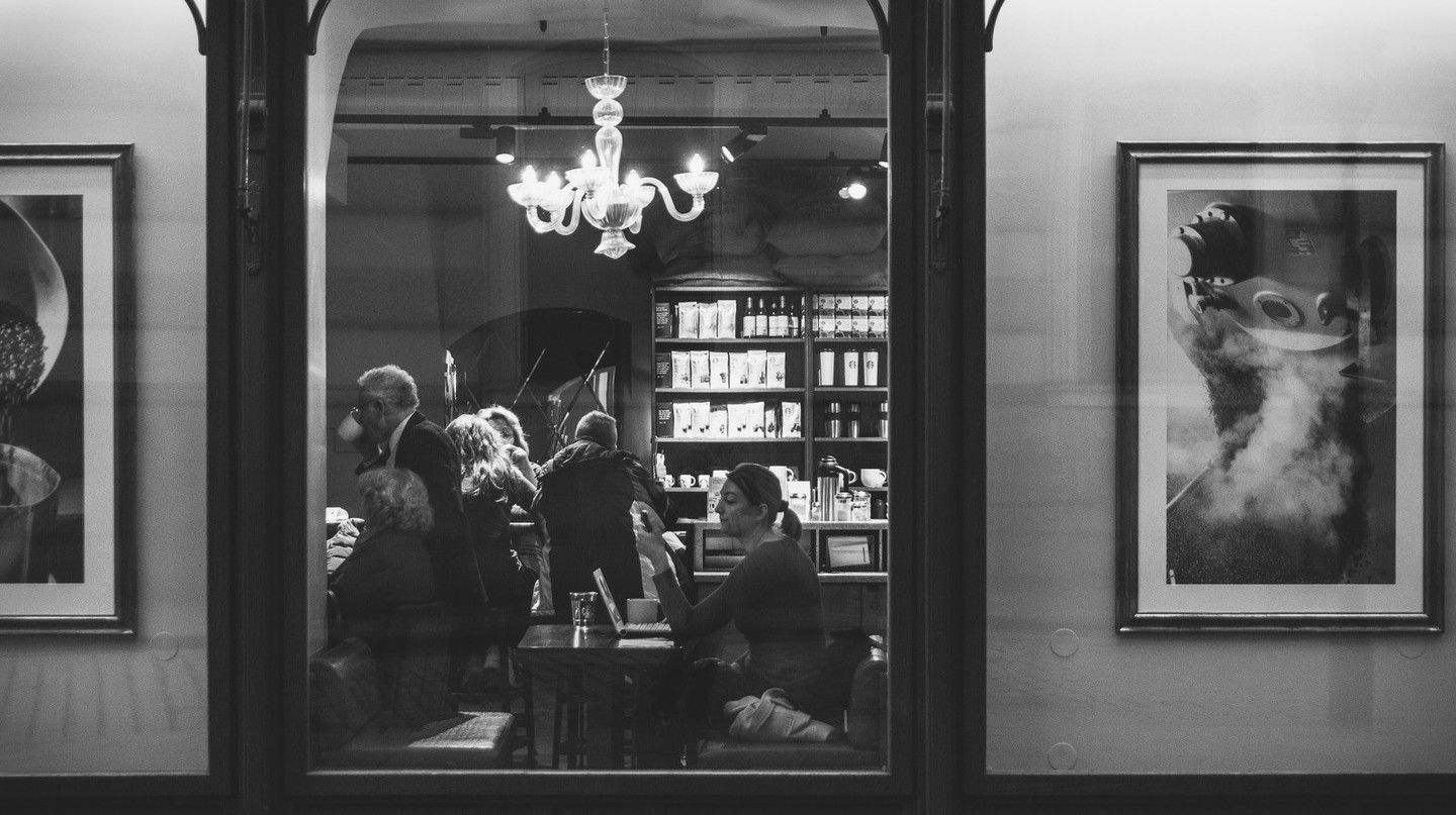 Viennese Coffee House | ©Christian Siedler/flickr