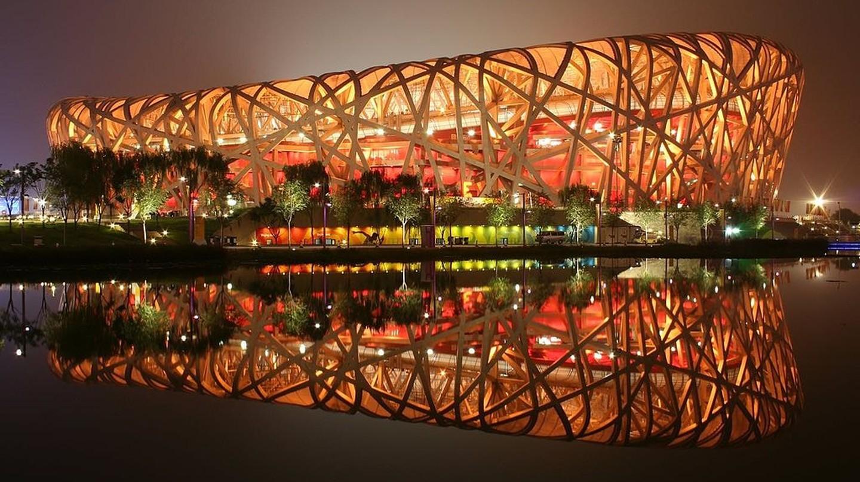 Herzog & de Meuron's Beijing National Stadium