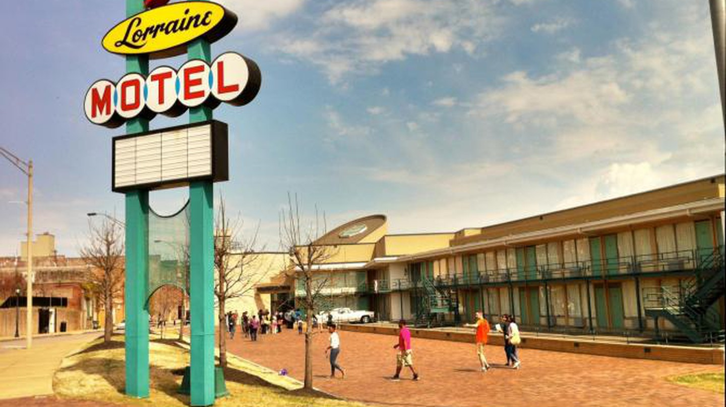From Motel to Museum: The National Civil Rights Museum in Memphis