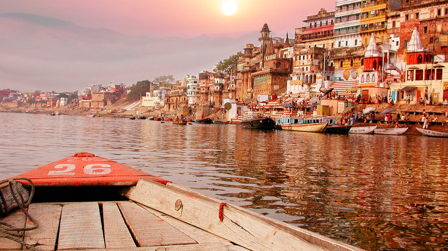 Ganges River | © Mario Boutin/Shutterstock
