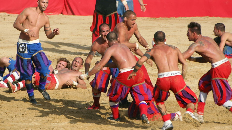 Calcio Storico Fiorentino |© Wikicommons