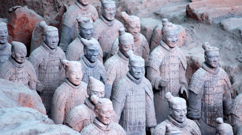 Terracotta Warriors   © Pixabay