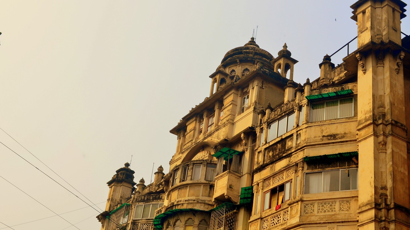 Kolkata Architecture | ©Dipankar Ghosh/Flickr