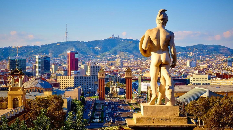 Barcelona ©Moyan Brenn