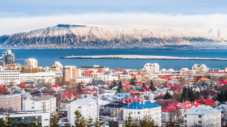Reykjavik, Iceland | © BBandSIRI/Shutterstock
