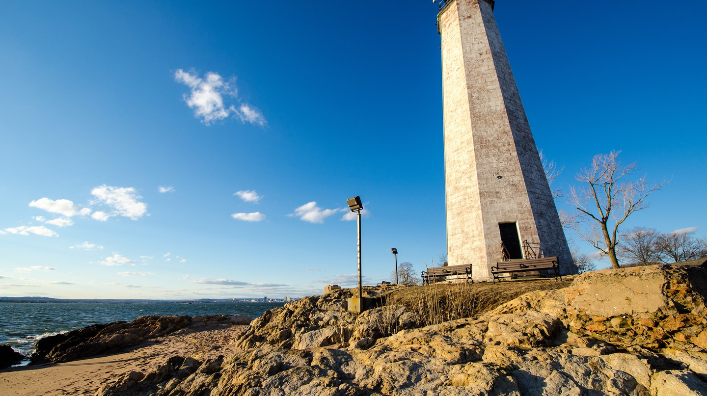 Lighthouse Point Park - New Haven ©m01229