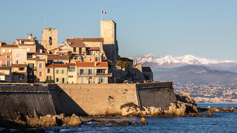 French Riviera   ©Franck Michel/Flickr