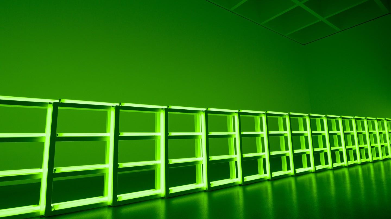 Light Art, Munich| ©Lieven Van Melckebeke/Flickr