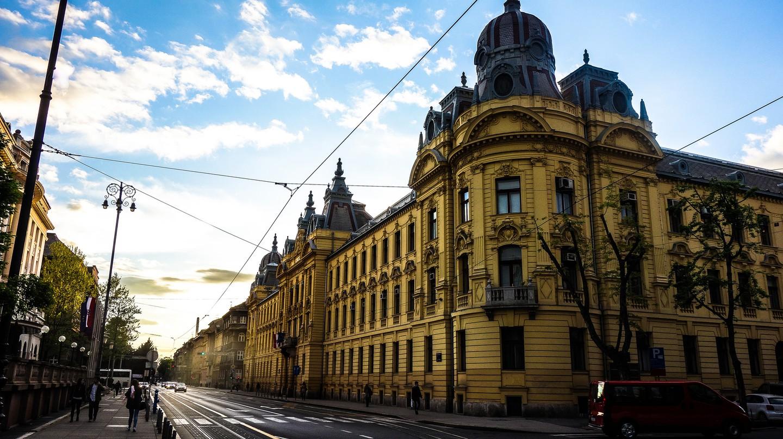 Zagreb Streets | ©G0DeX/Flickr