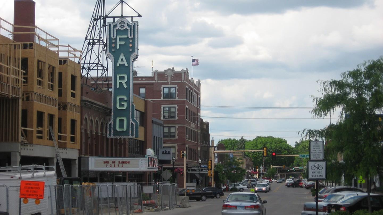 Downtown Fargo | ©Randy Stern/Flickr