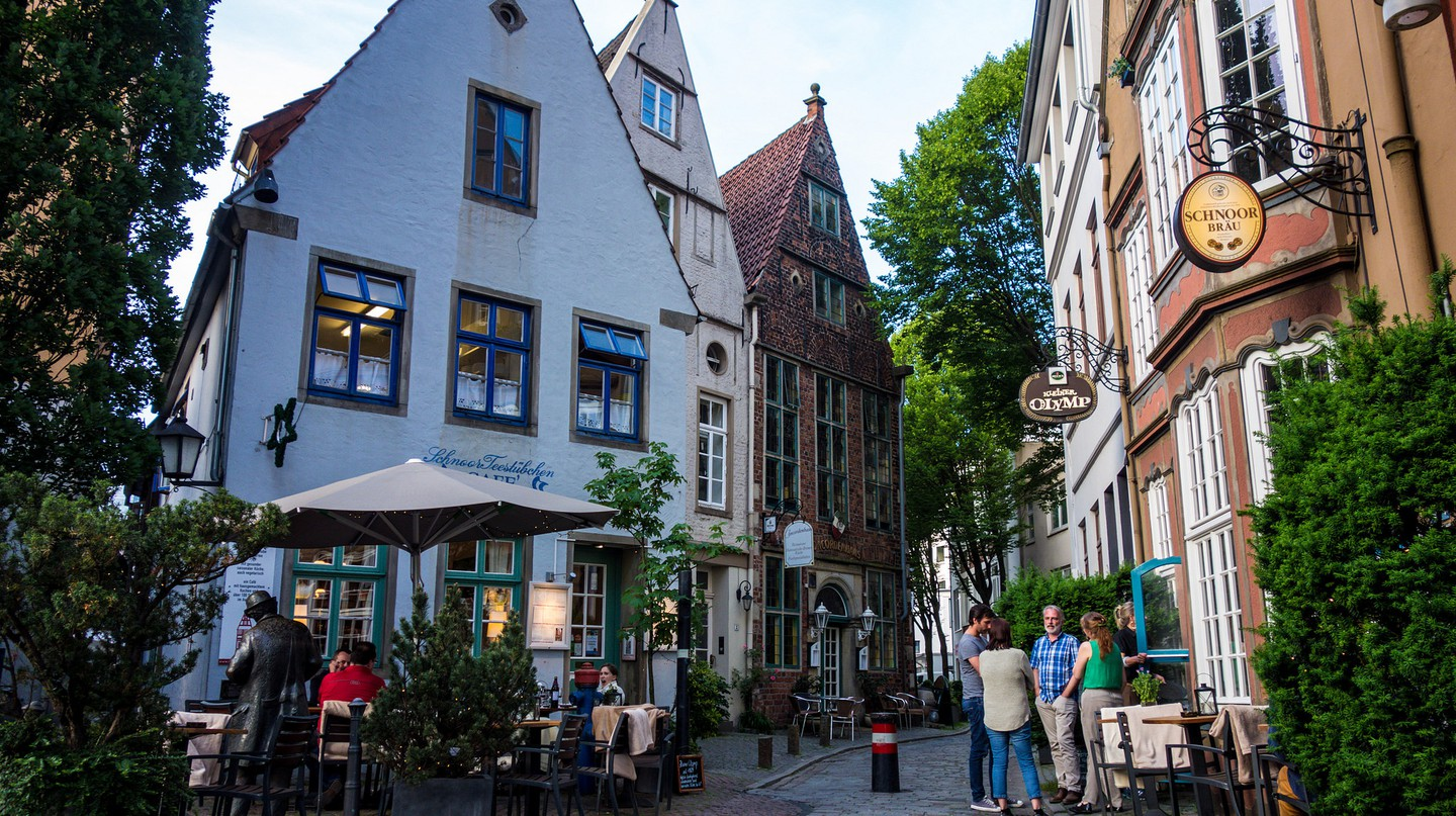 Bremen, Germany| ©Klim Levene/Flickr
