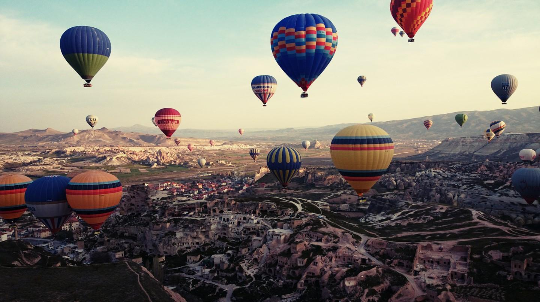 Cappadocia | © Pixabay