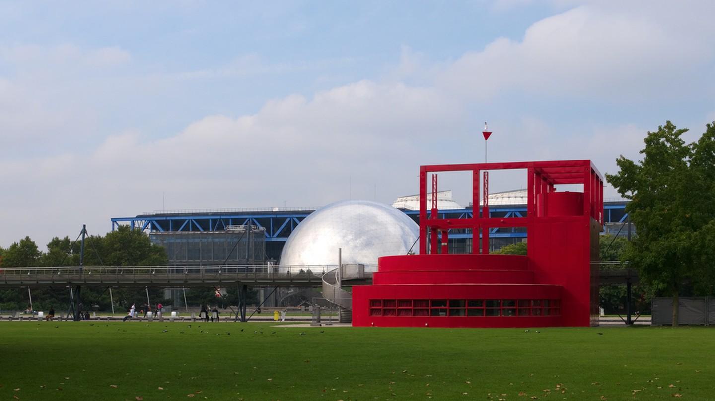 Parc de la Villette | ©Christophe PINARD/Flickr