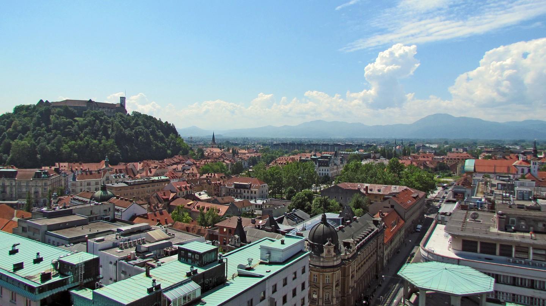 Ljubljana © Marika Bortolami