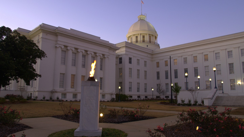 Alabama State Capitol ©Stuart Seeger