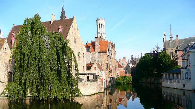 Bruges, Belgium © Marcos Fernandes/Flickr